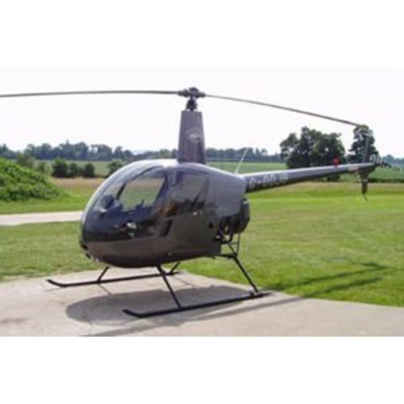 30 Minute Helicopter Flight in the East Midlands product image