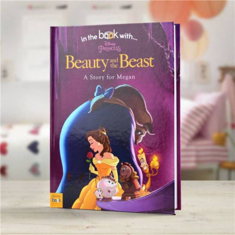 Beauty and the Beast  - Personalised Disney Story Book product image