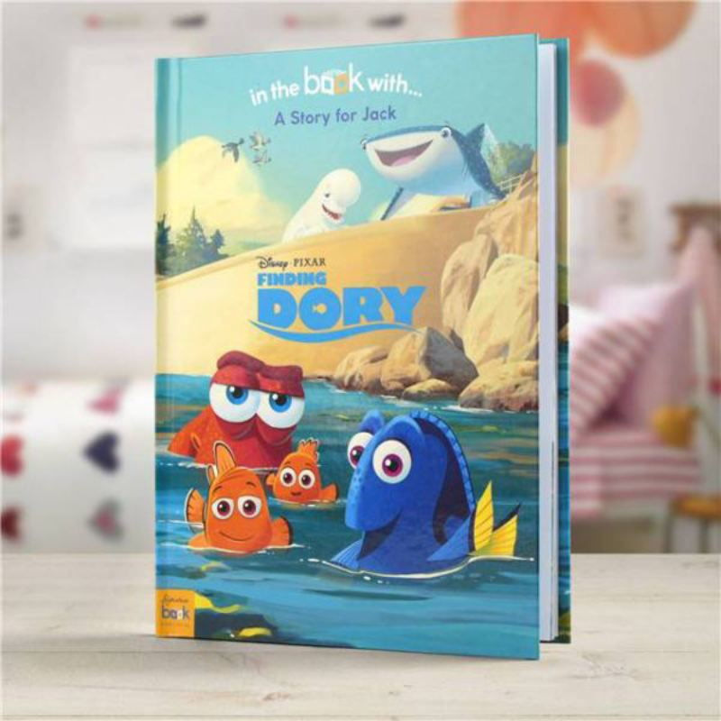 Finding Dory - Personalised Disney Story Book product image