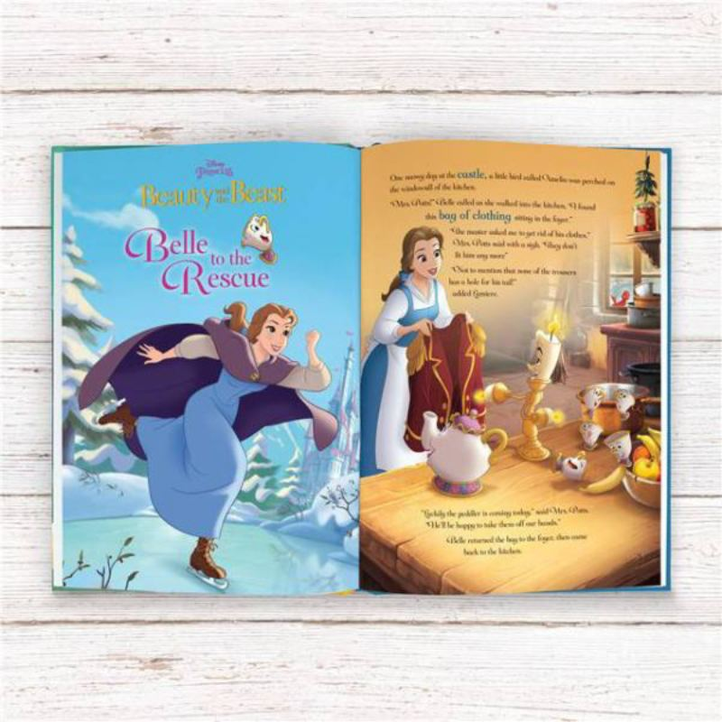 Disney Princess Tales of Bravery -  Personalised Children's Story Book product image