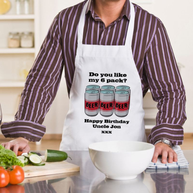 Do You Like My Six Pack Apron product image