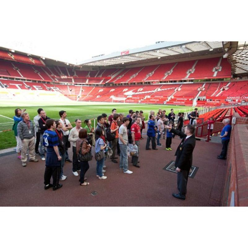 Adult and Child Tour of Old Trafford product image