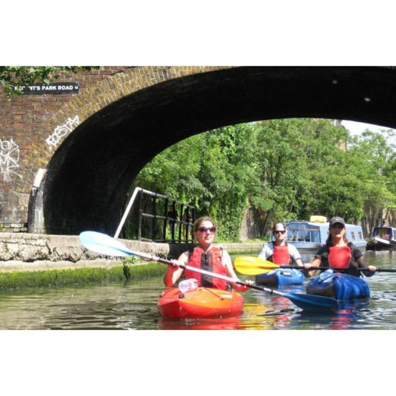 Regents Canal Kayak Tour for Two product image