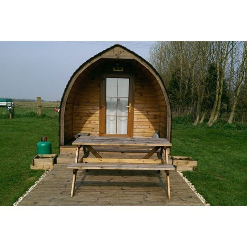 One Night Stay in a Gothic Pod at Yapham Holds product image