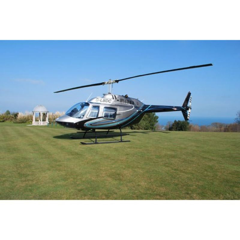 12 Mile Helicopter Theme Flight for One product image