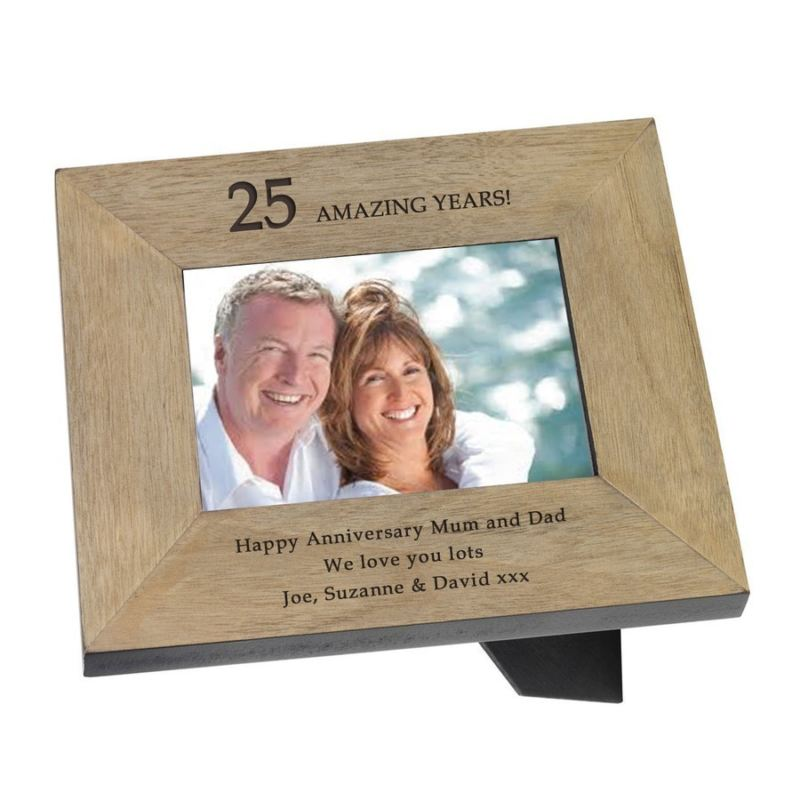 Amazing Years Wood Frame 6 x 4 product image