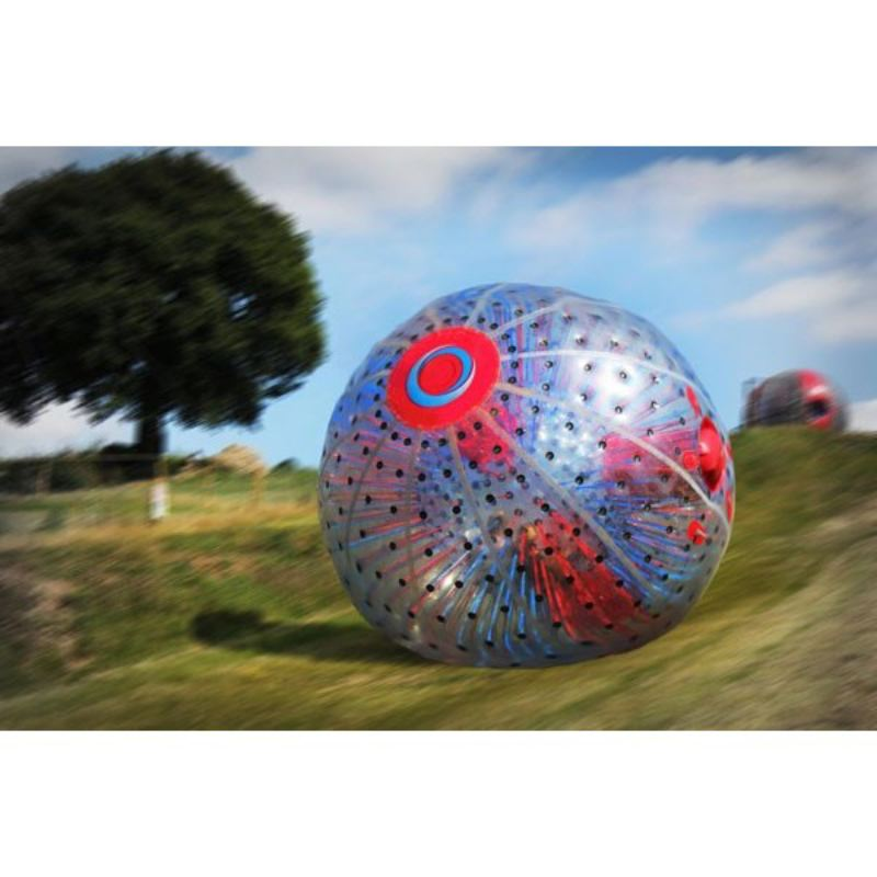 Aqua Zorbing for Two at London South product image