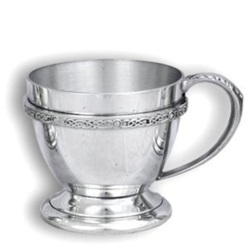 Baby and Christening Celtic Cup product image