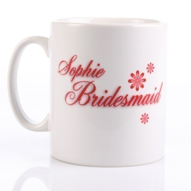 Bridesmaid Personalised Mug product image