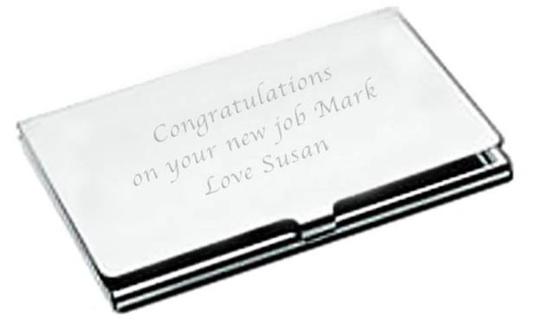 Business Card Holder product image