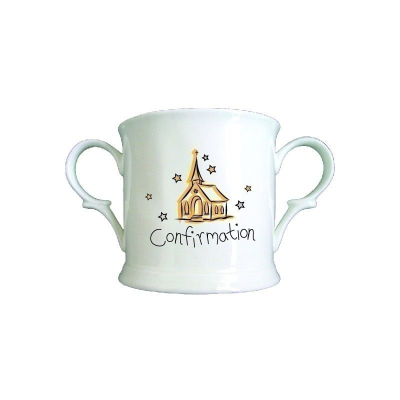 Church Confirmation Bone China Loving Cup product image