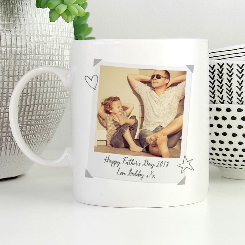 Personalised Daddy & Me Photo Mug product image