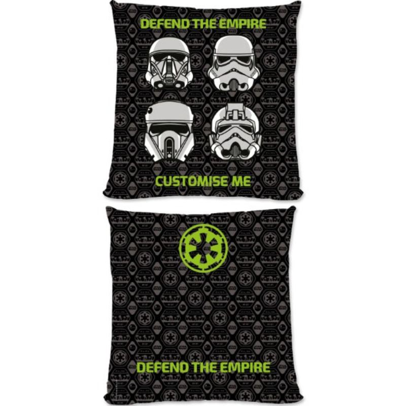 "Star Wars Rogue One ""Defend The Empire"" Large Fibre Cushion product image"