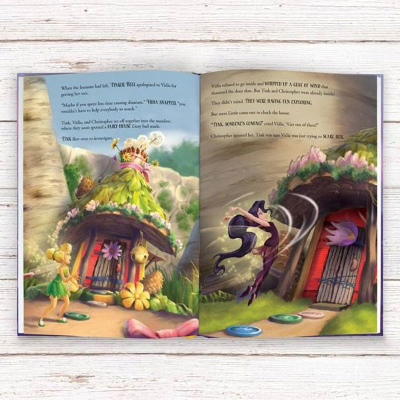 Disney Fairies Personalised Story Book product image