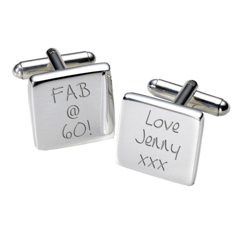 FAB @ 60! Cufflinks - Square product image
