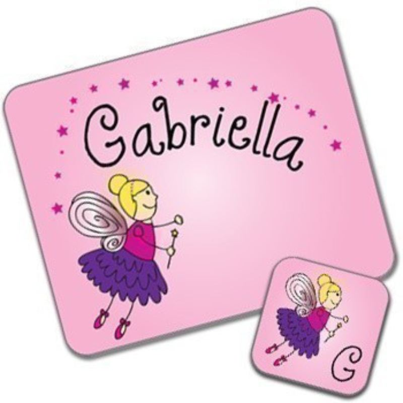 Fairy Design Placemat and Coaster Set product image