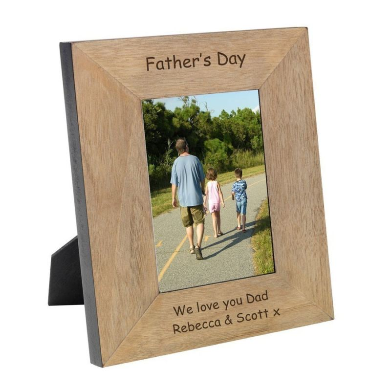 Father's Day Wood Frame 6 x 4 product image