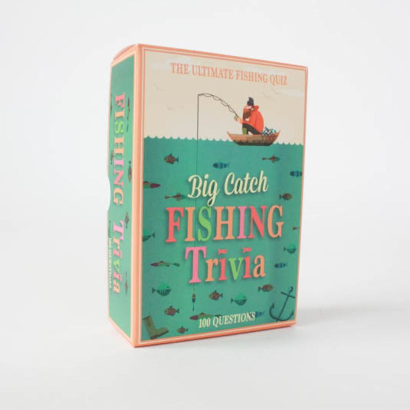 Fishing Trivia - The Ultimate Fishing Quiz product image
