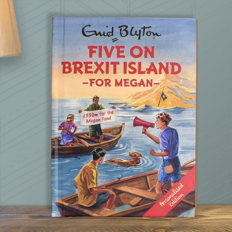 Five on Brexit Island product image