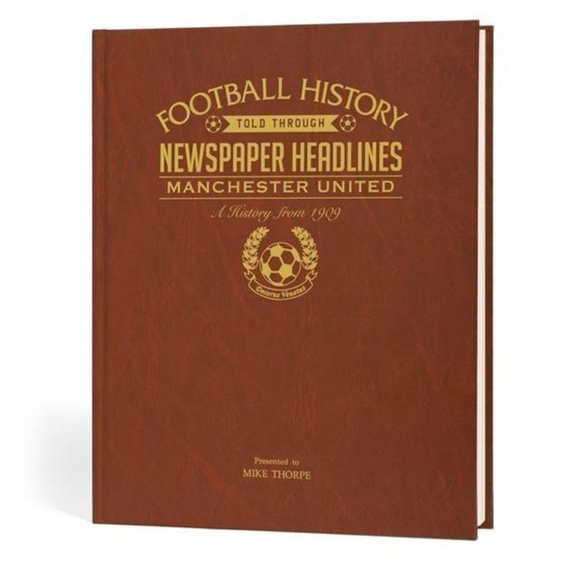 Personalised Football Book - For Your Team product image