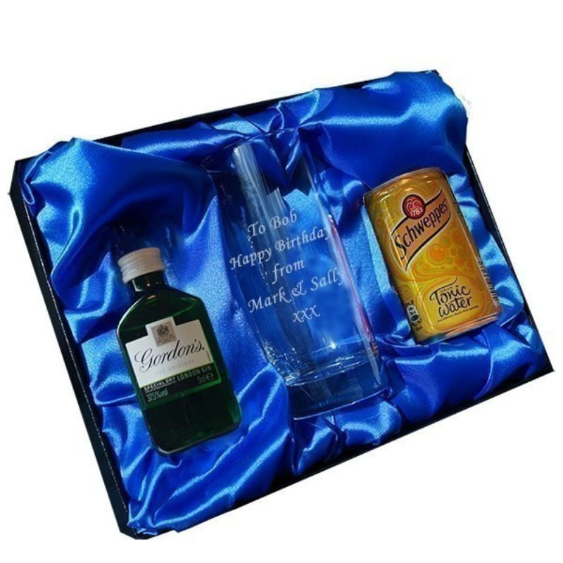 Gin & Tonic Hi-Ball Gift Set product image