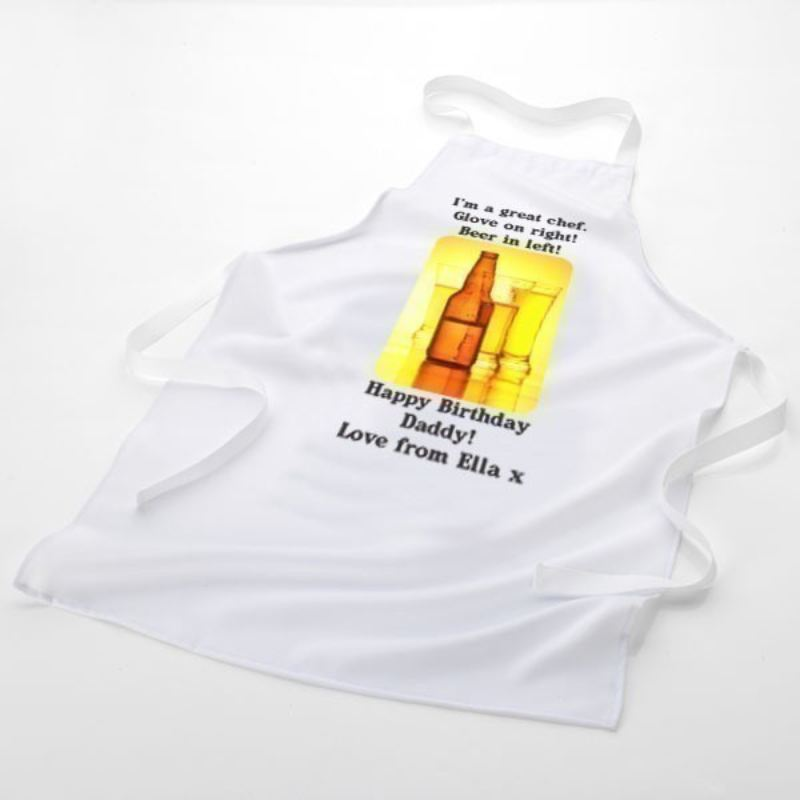 Great Chef with a Beer Apron product image