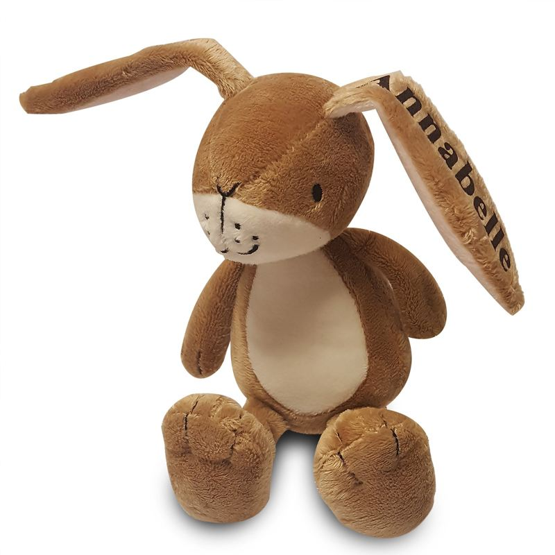 Personalised Guess How Much I Love You Large Plush Hare product image