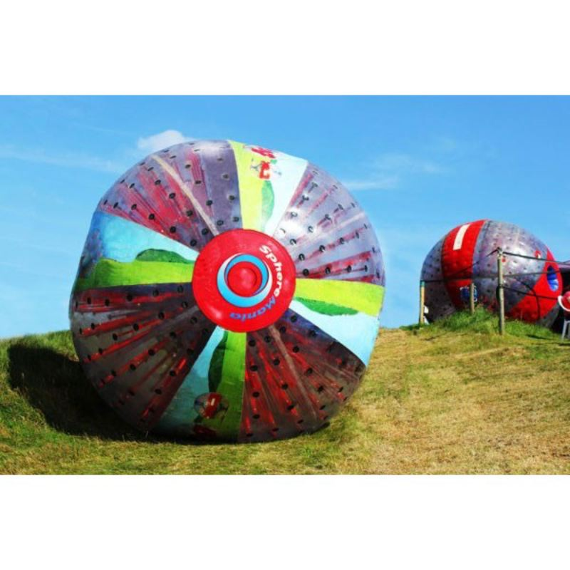 Harness Zorbing for One product image