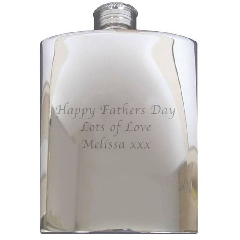 Stainless Steel 5oz Hip Flask product image
