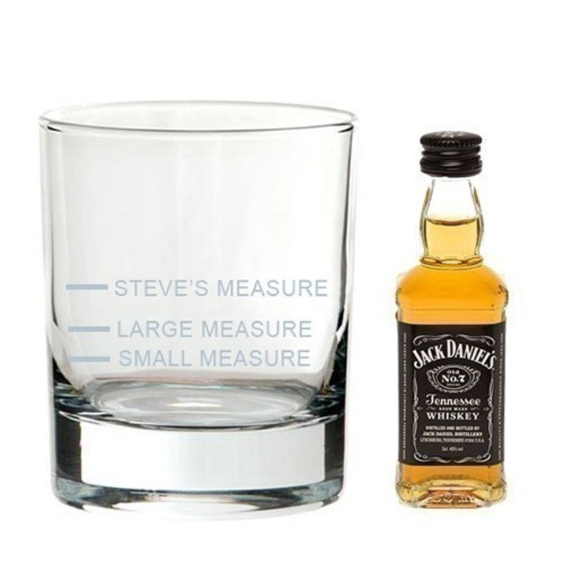 Jack Daniel's Measure Gift Set product image