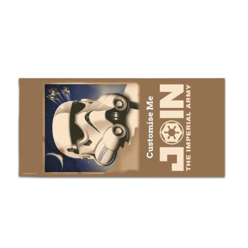 "Star Wars Rebels ""Join The Imperial Army"" Large Towel product image"