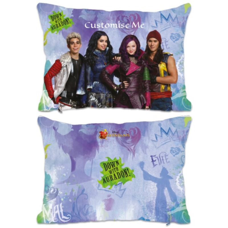 Personalised Disney The Descendants Group Design Extra Large Cushion product image