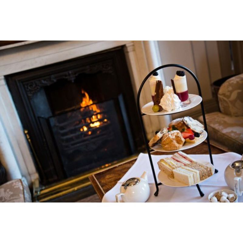 Champagne Afternoon Tea for Two at The Mount Somerset product image