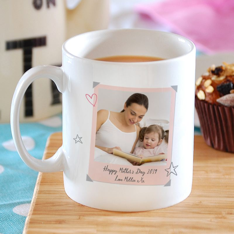 Personalised Mummy & Me Photo Mug product image