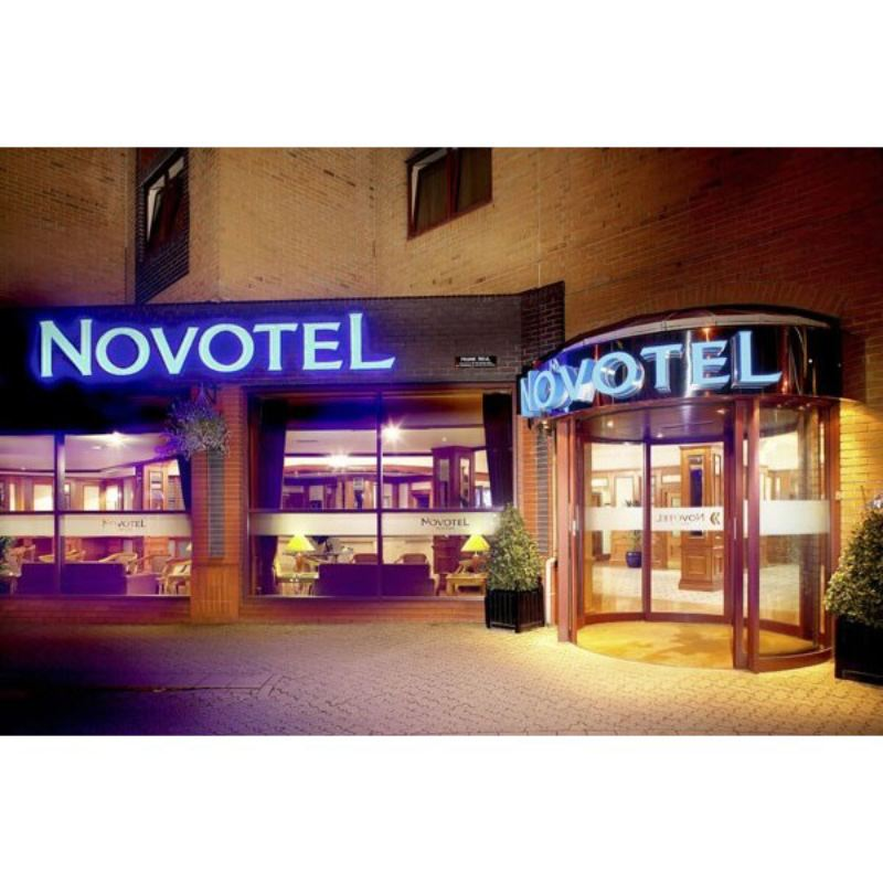 Overnight Escape for Two at Novotel Bristol Centre product image