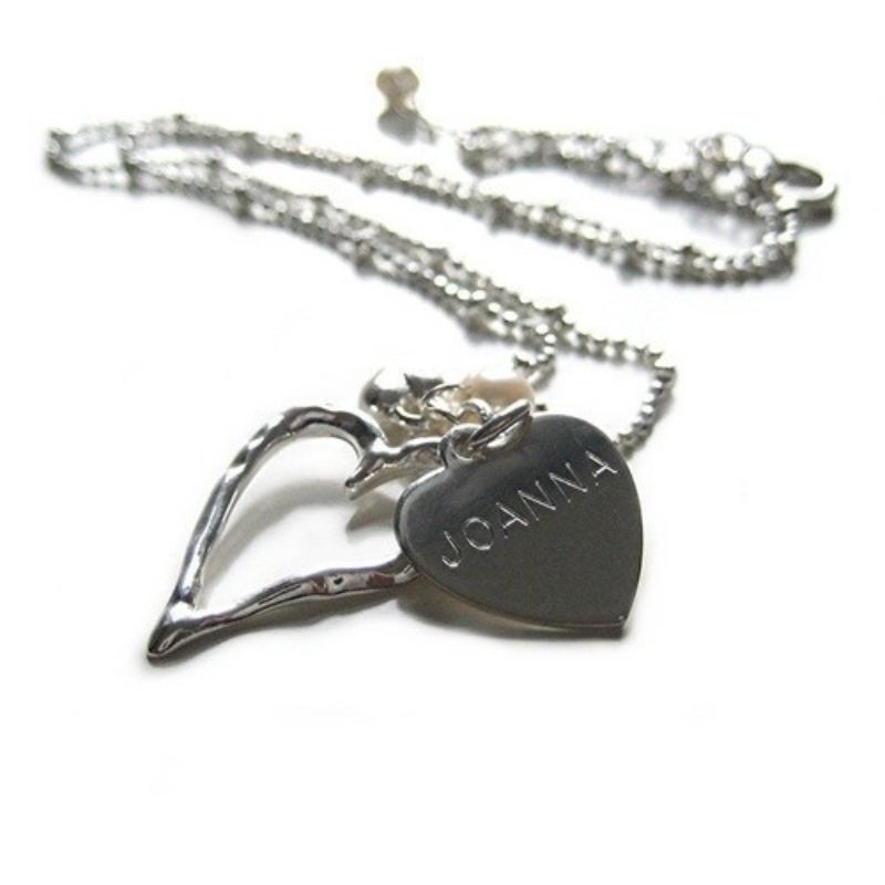 Open Heart Pendant product image