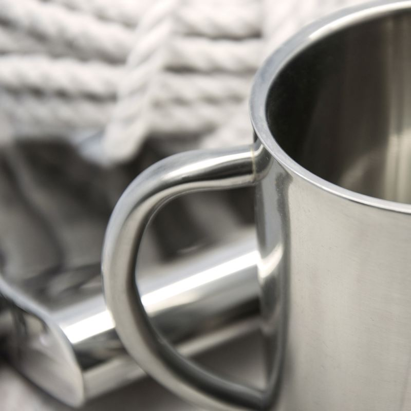 Original Hipster's Personalised Stainless Steel Mug product image