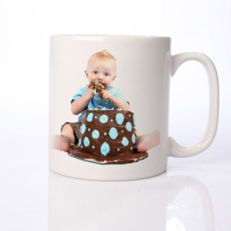 Personalised Baby Mug The Personalised Gift Shop