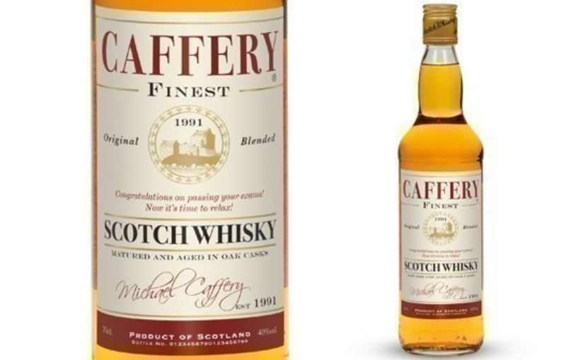 Personalised Blended Whisky with Generic Label product image