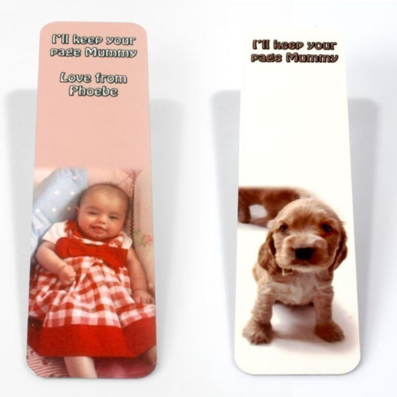 Personalised Bookmark product image