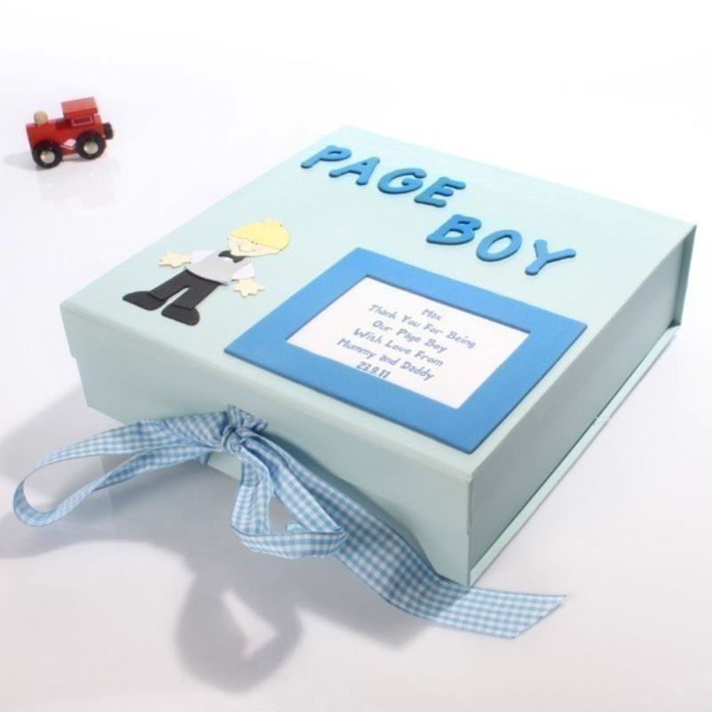 Personalised Bridal Party Memory Box product image