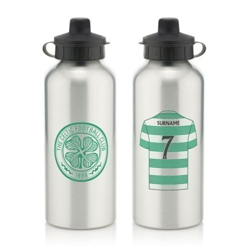 Personalised Celtic Aluminium Water Bottle (600ml) product image