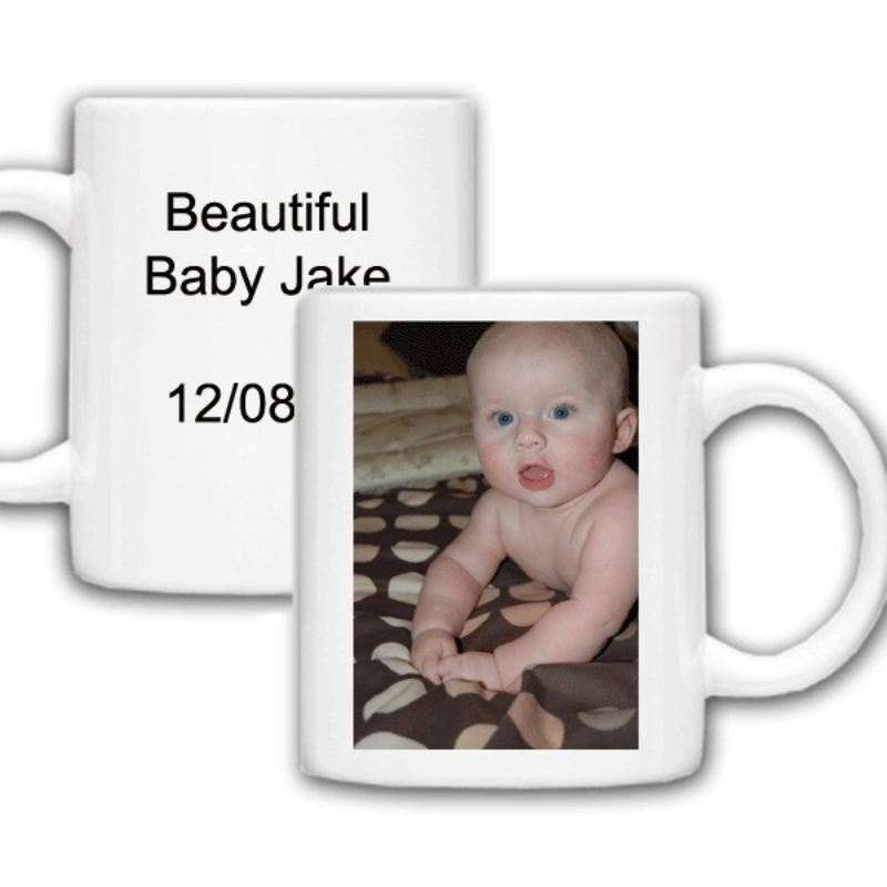 Personalised Ceramic Mug product image