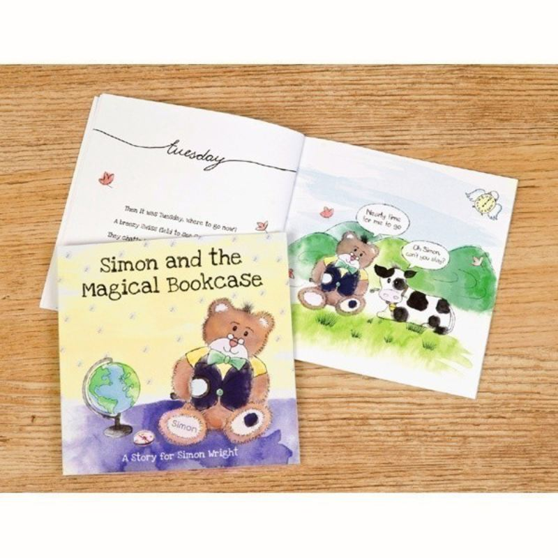 Personalised Children's Book, The Magical Bookcase product image