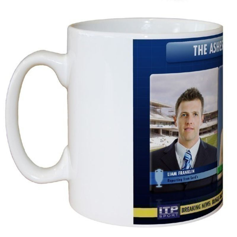 Personalised Cricket Mug product image