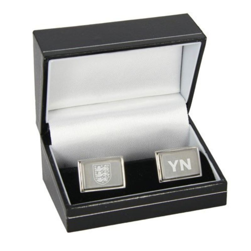 Personalised England Crest Cufflinks product image