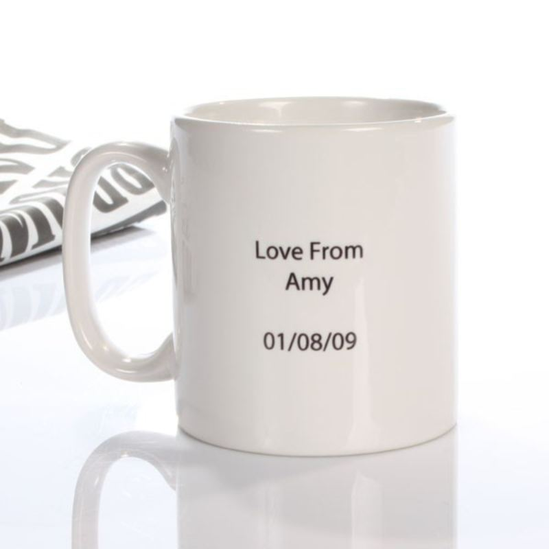 Personalised Godparent Mug product image