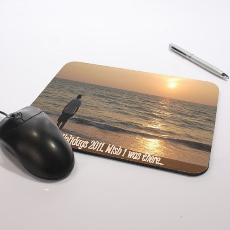 Personalised Mouse Mat product image