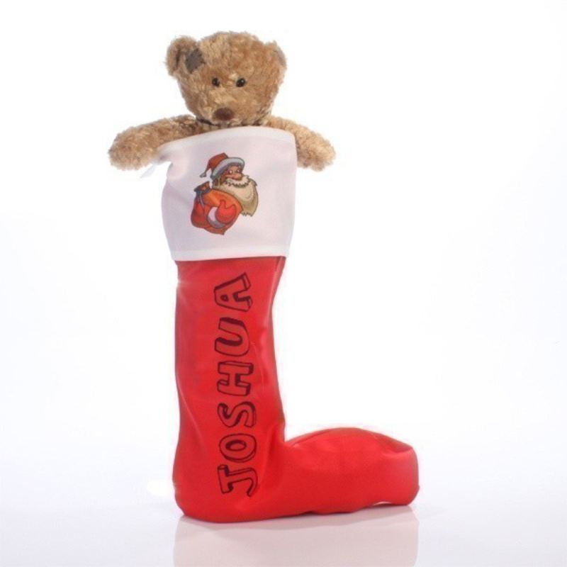 Personalised Name Christmas Stocking product image