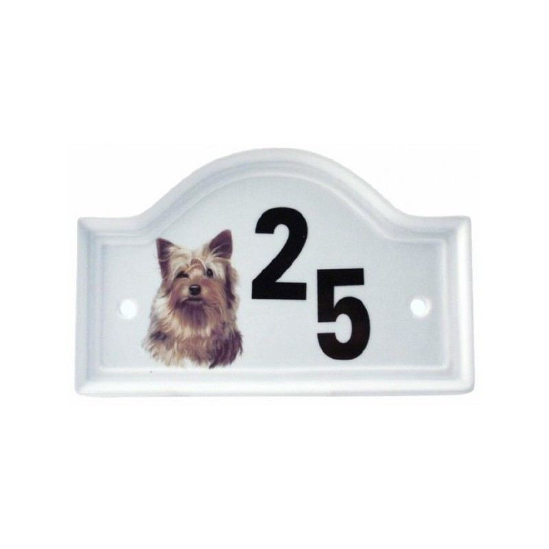 Personalised Pet House Plaque product image